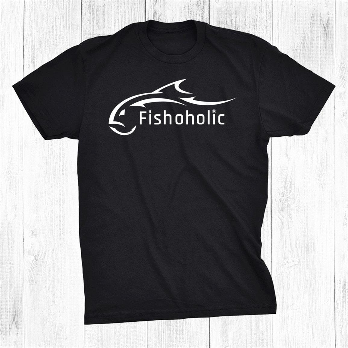Fish Logo Represents All Fish Fishing Enthusiasts Shirt