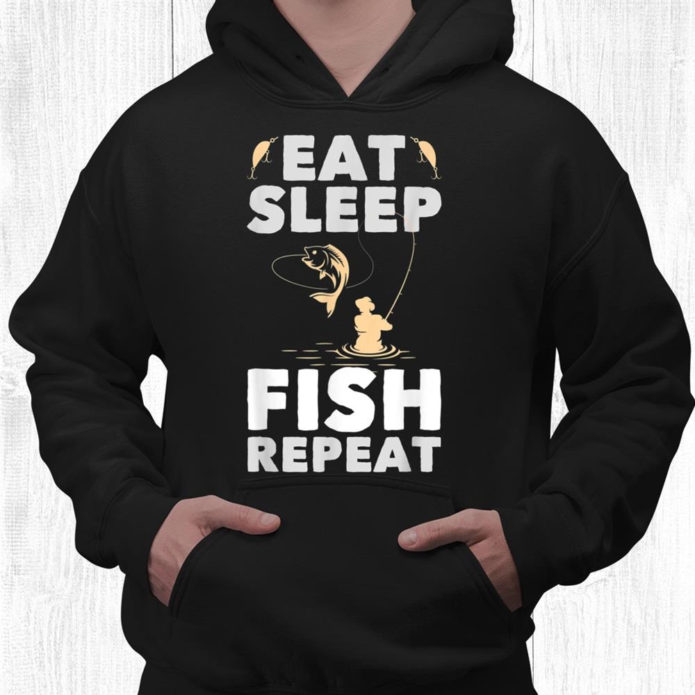 Fishing For All Ages Shirt