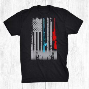 Fishing Rod Shotgun Shirt