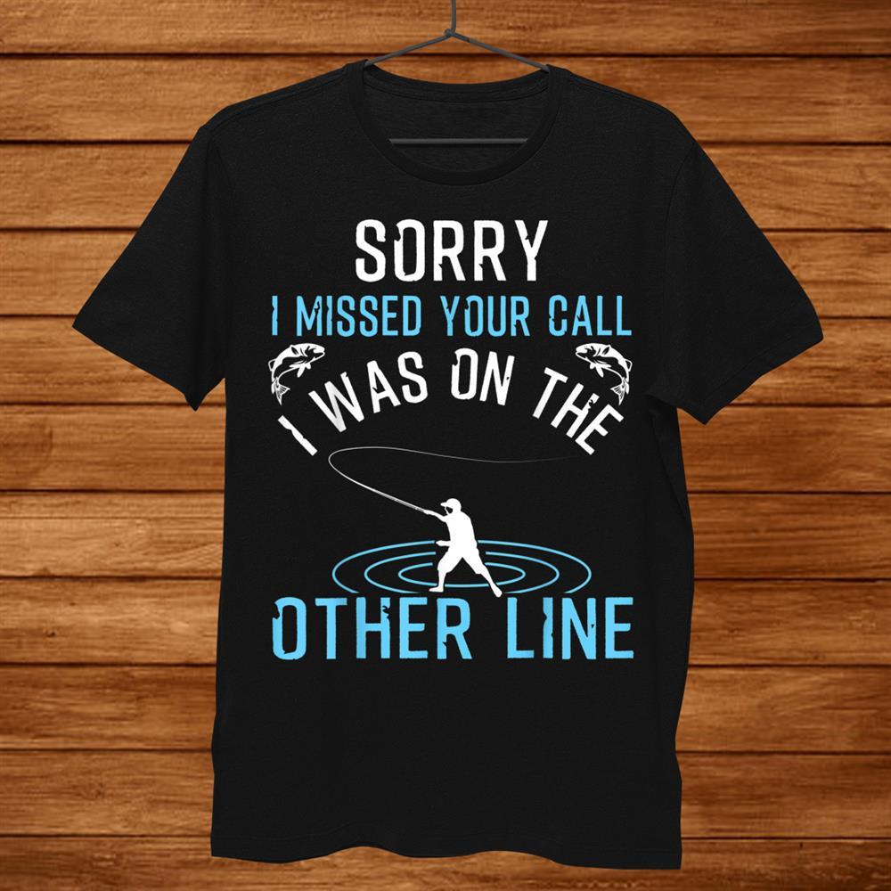 Fishing Rod Tackle Poles Equipment Call Gear Cast Line Shirt