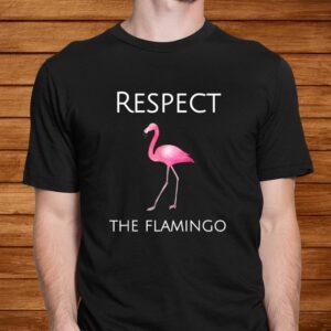 flamingo t shirt respect the flamingo t shirt Men 2