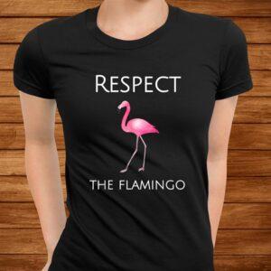 flamingo t shirt respect the flamingo t shirt Men 3