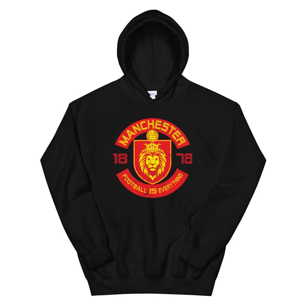 Football Is Everything Manchester Squad Retro Hoodie