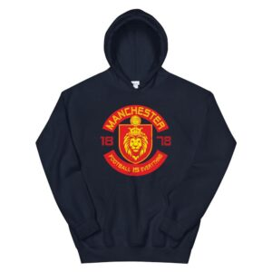 football is everything manchester squad retro hoodie 2