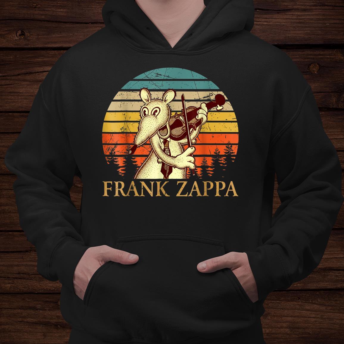 Frank Zap.pa Love Guitar Musical Legends0s Vintage Shirt