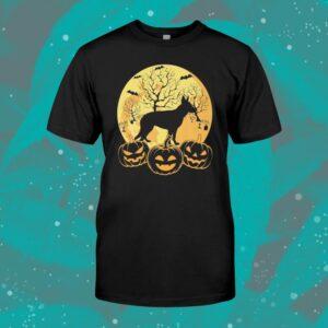 German Shepherd Halloween Shirt Cool Costumes Dog Lover Shirt