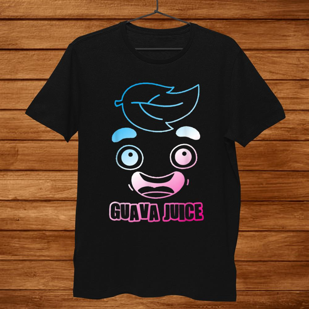 Guava Hippie Shirts Juice For Kids Box Lover Youth Boys Shirt