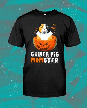 Guinea Pig Momster Shirt