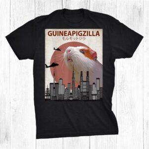 Guineapigzilla Guinea Pig Shirt