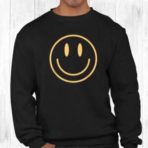 happy smiley face smiling emoticons smiley smiling emoji shirt 2