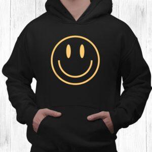 happy smiley face smiling emoticons smiley smiling emoji shirt 3