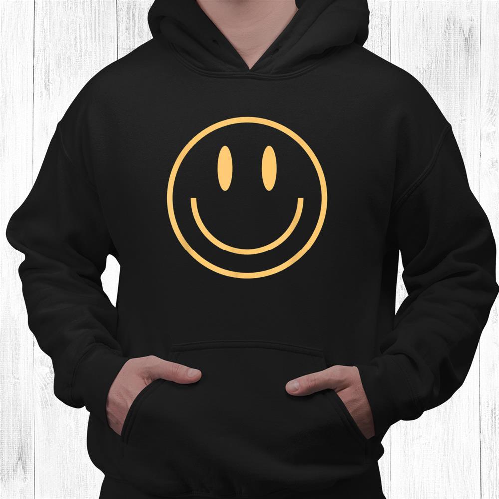 Happy Smiley Face Smiling Emoticons Smiley Smiling Emoji Shirt