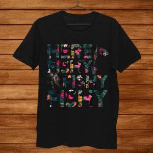 Here Fishy Fishy Fishy Shirt Funny Fisherman Shirt