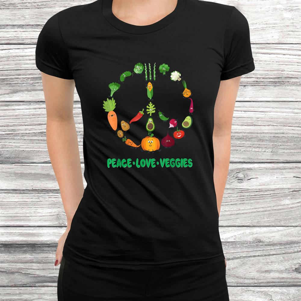 Hippie Vegan Shirt