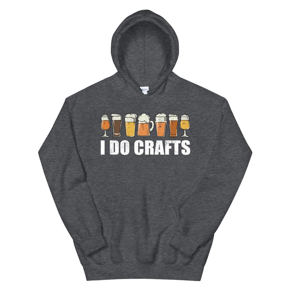 Home Brewer Shirt Funny I Do Crafts Beer Brewer Hoptomist Hoodie