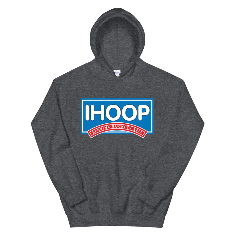 Ihoop Basketball Ballerz Bball Break Your Ankles4 Hoodie