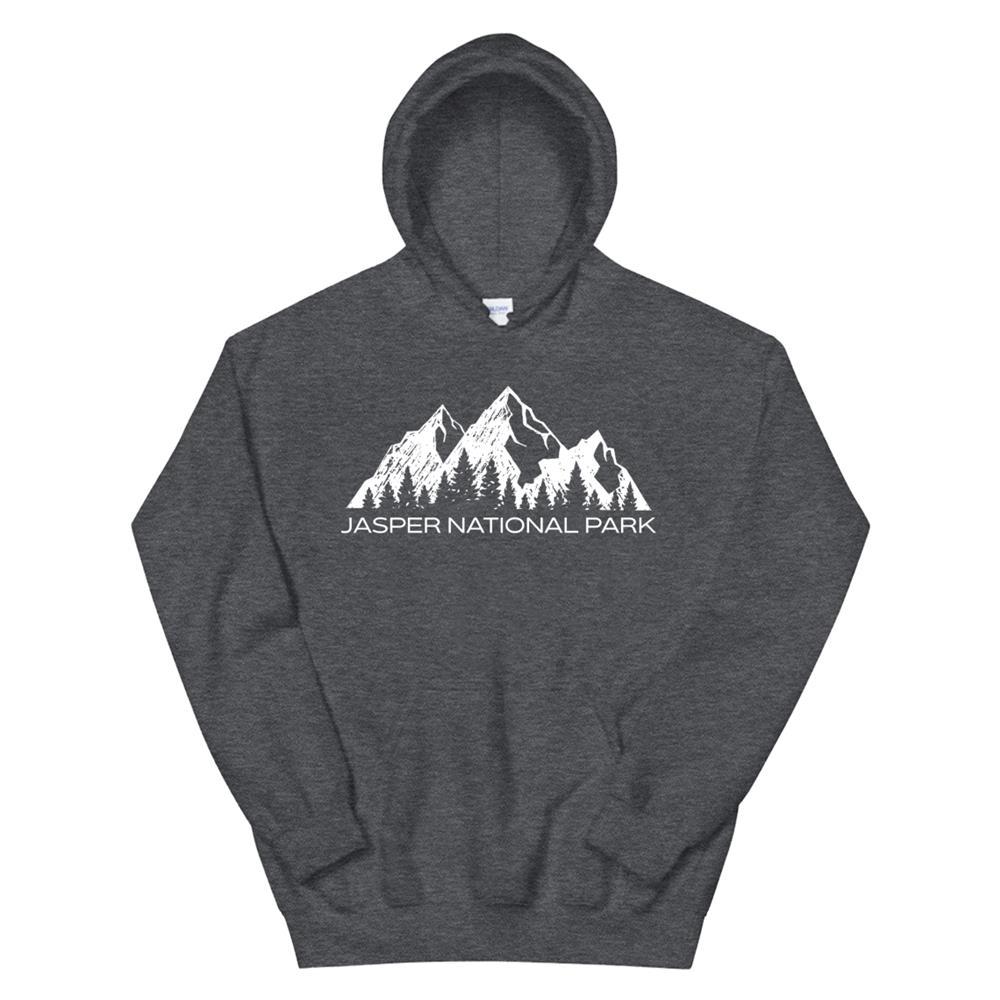 Jasper National Park Canada Souvenir Gift Jasper Mountain Hoodie