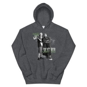 jay and silent bob arms crossed hoodie 3