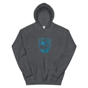 jurassic world asset containment unit badge hoodie 3