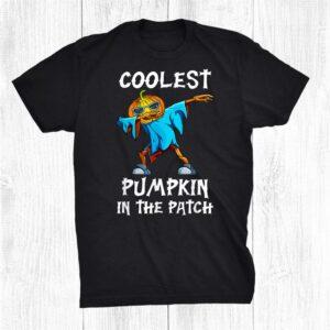 Kids Coolest Pumpkin In The Patch Halloween Shirt