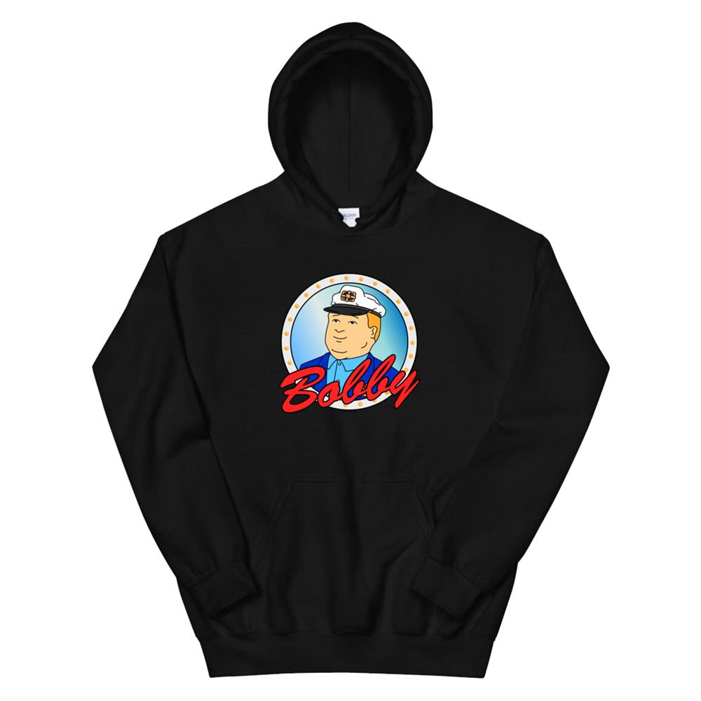 King Of The Hill Sailor Bobby Hoodie