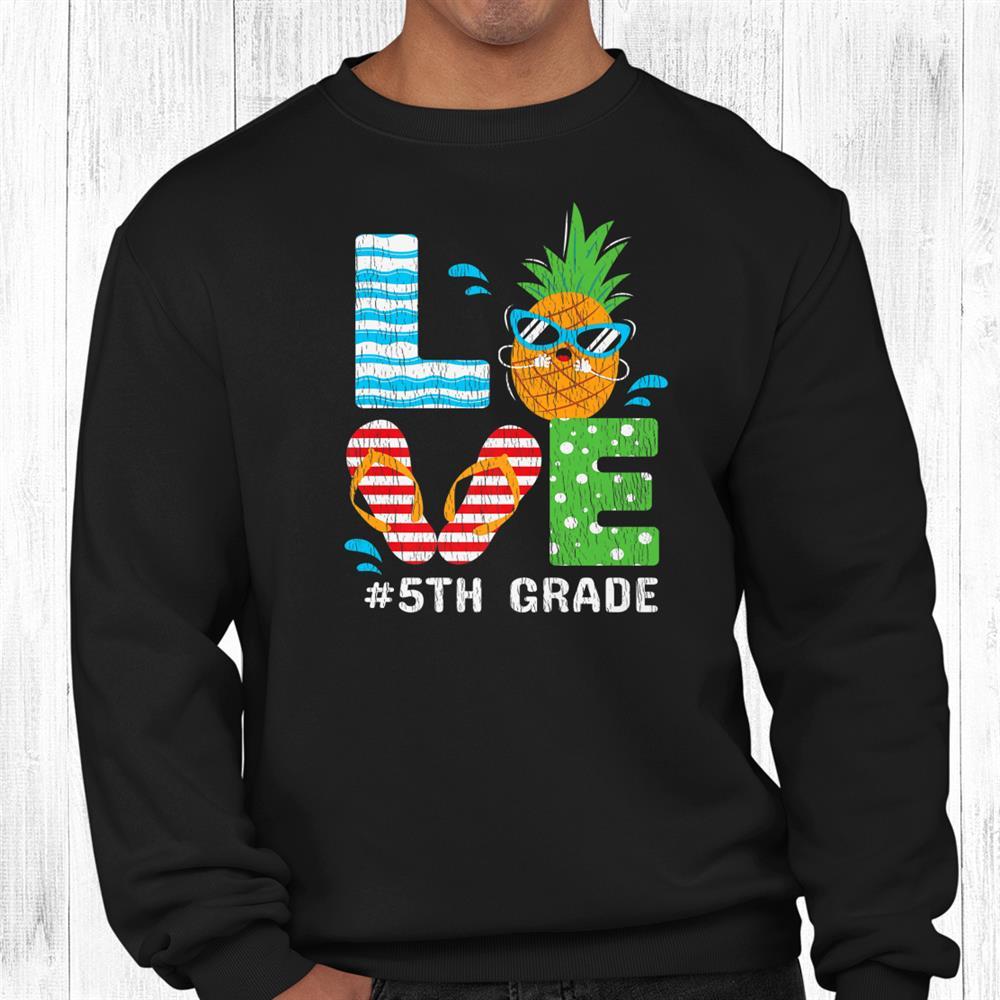 Loveth Grade Back To School Matching Student Teacher Kids Shirt