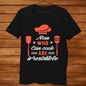 Mens Chef Cook Star Cook Star Chef Star Cook Gift Life Shirt