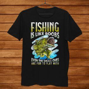 Mens Funny Dirty Catfish Fishing Fish Fan Nasty Fisherman Shirt