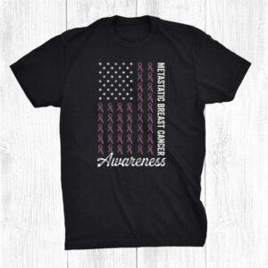 Metastatic Breast Cancer Awareness Warrior Shirt