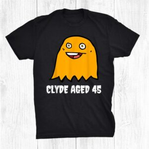Middle Aged Video Game Halloween Ghost Shirt