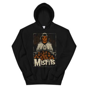 Misfits I Remember Halloween Hoodie