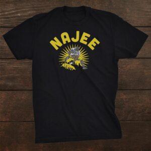 Najee Harris Here We Go Najee Shirt Pittsburgh Steelers