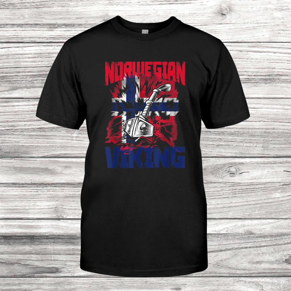 Nordic Scandinavia Viking Norway Shirt