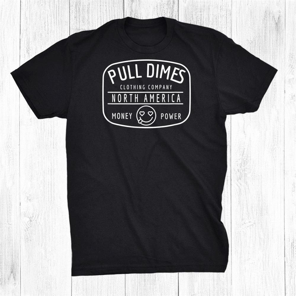 Pull Dimes Merch8 True Hip Hop Style Graphic Print Shirt