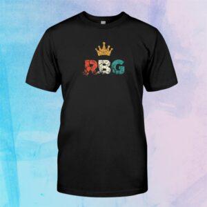 Rbg Notorious Ruth Bader Ginsburg Notorious Supreme Shirt