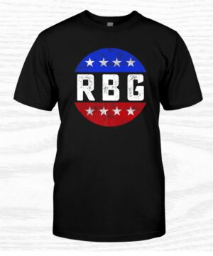 Rbg Notorious Vintage Retro Justice Ruth Bader Ginsburg Gift Premium Men Wo Men Shirt