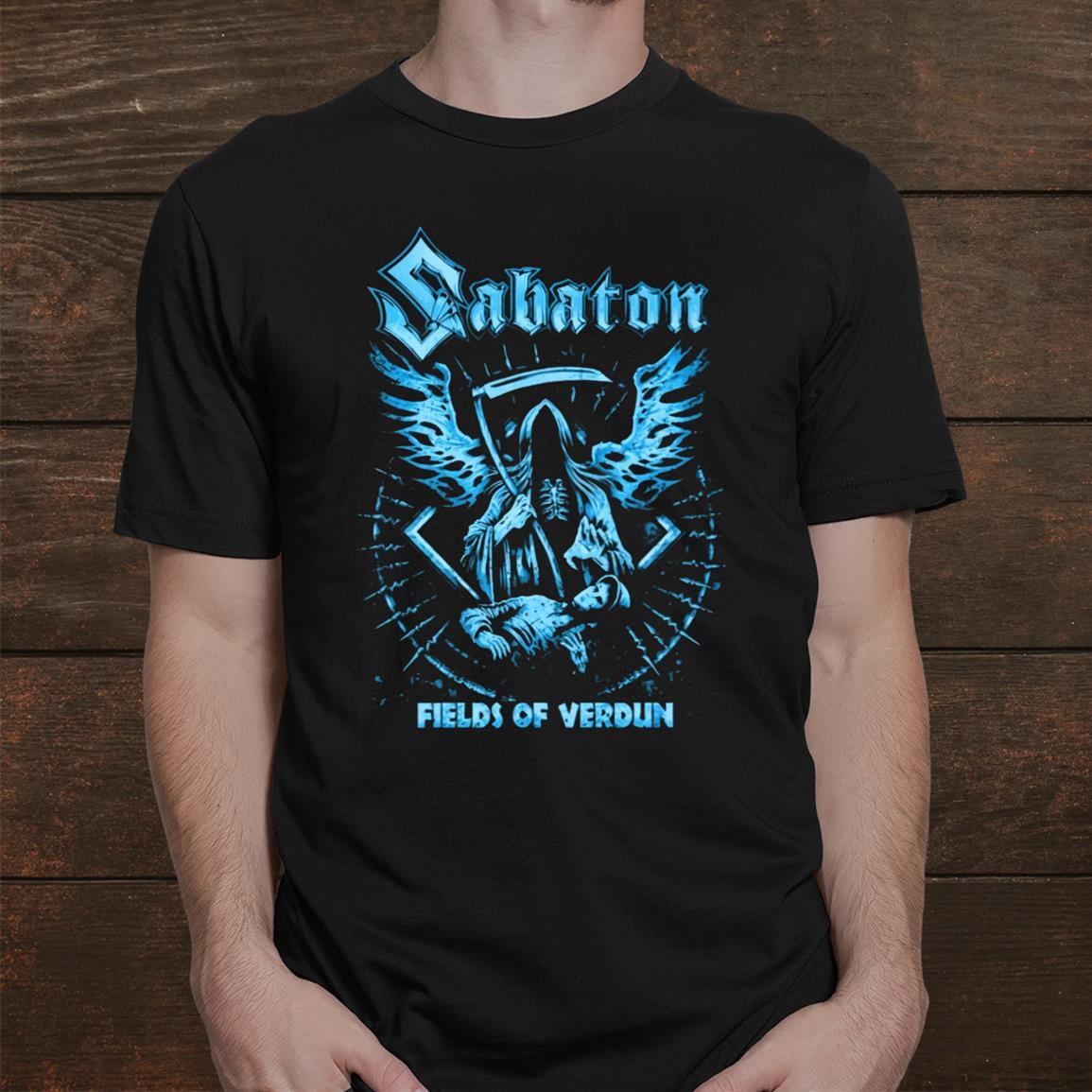 Sabaton Fields Of Verdun Shirt