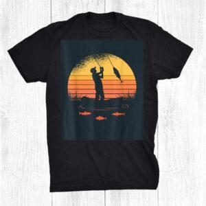 Spin Fishing Til The Sunset Shirt