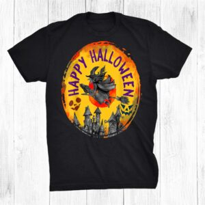 Spooky Graphics About Happy Halloween For Your Family You Shirt