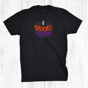 Spooky Squad Ghost Halloween Shirt