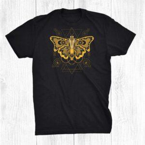 Steampunk Dragonfly Shirt Vintage Victorian Gears Goth Shirt
