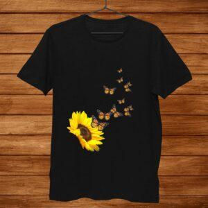 Sunflower Butterfly Dreams Shirt