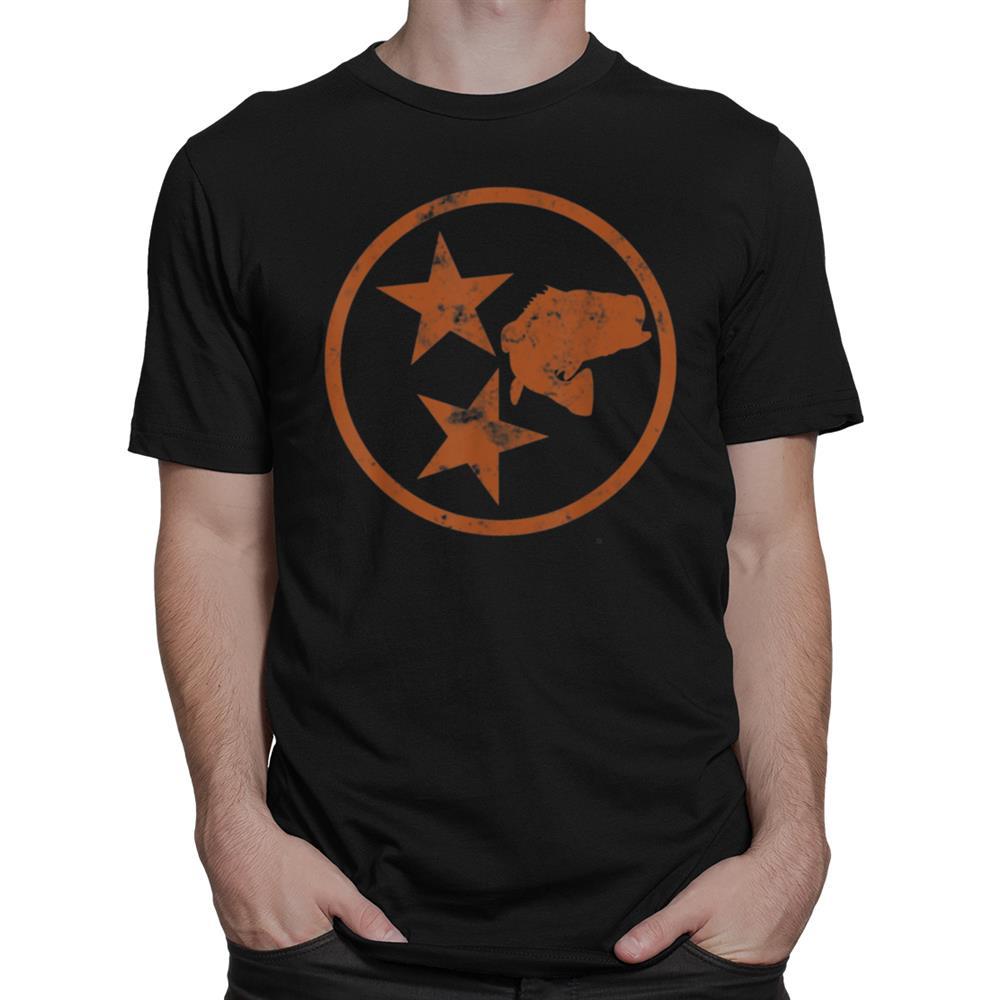 Tennessee Bass Fishing Shirt