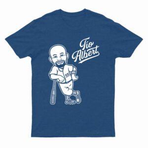 Tío Albert T-Shirt Royal Blue