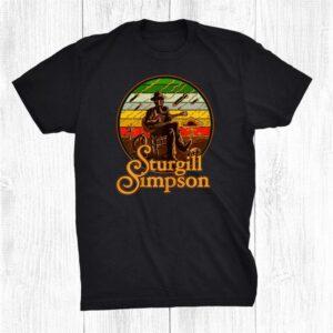 Vintage 70s Name Sturgills Man Myth Legend Guitar Shirt