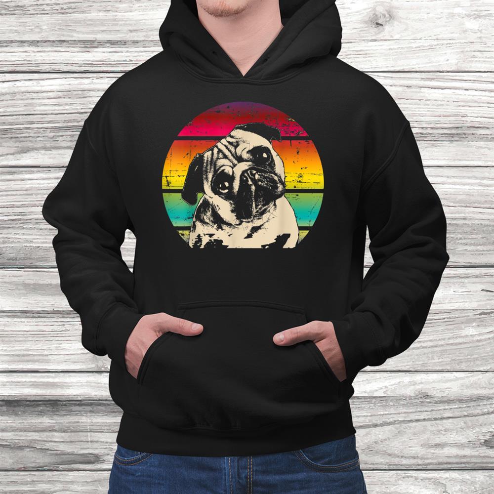 Vintage Pug Shirt