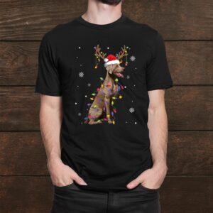 Weimaraner Christmas Tree Xmas Shirt