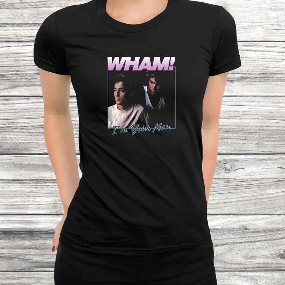 Wham Do It With Me Shirt