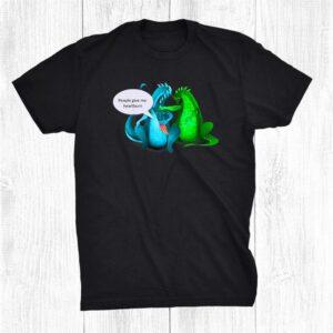What Gives A Dragon Heartburn Shirt