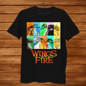 Wings Of Fire Dragonets Shirt